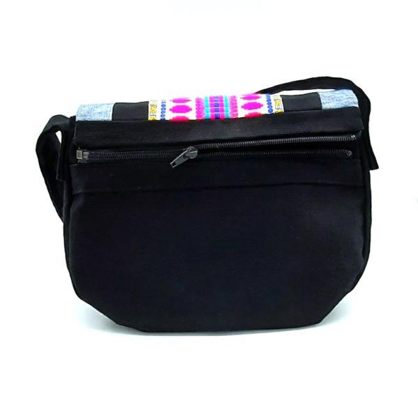 Rückansicht modularer Zib Bag