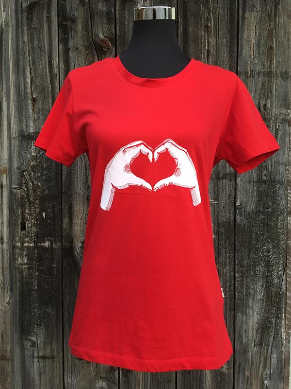 Art Shirt Mon Coer