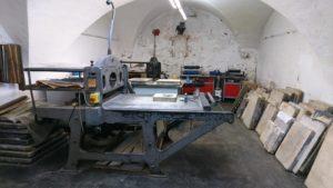 Grafische Werkstatt im Traklhaus