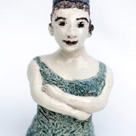 Skulptur Christine Baldauf