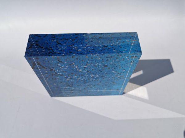 Foto acrylbock blueground danibrandt
