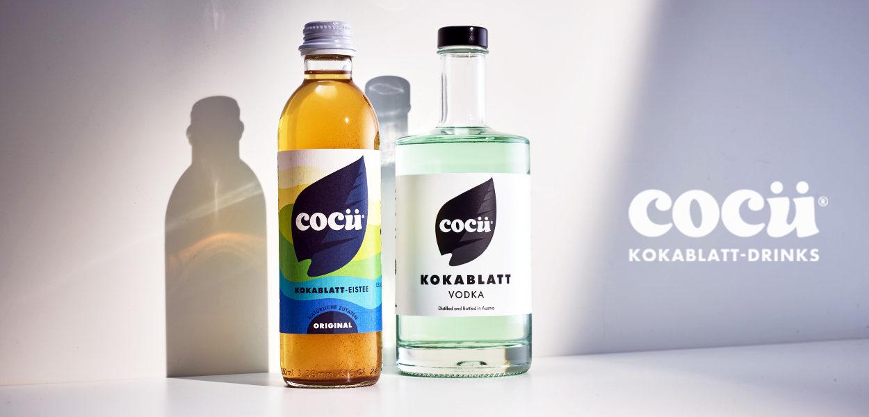 Kokablatt Getränke von COCÜ®!