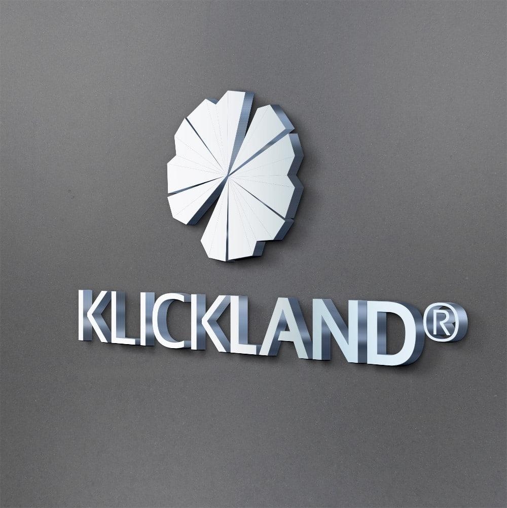 LOGO KLICKLAND® 3D