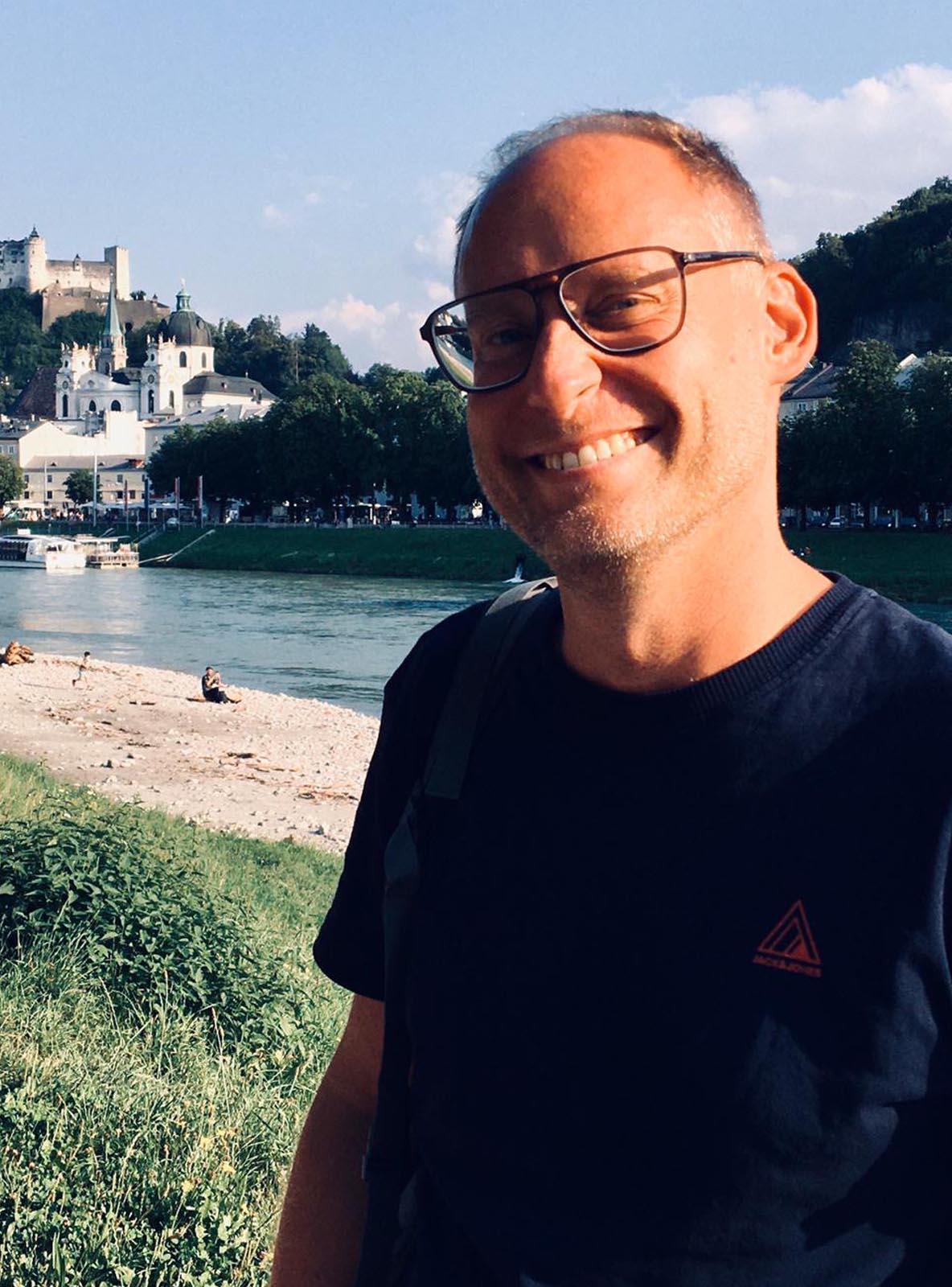 Klaus Sampl, CEO KLICKLAND®