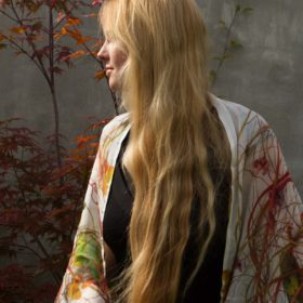 Schal von Helga Gasser