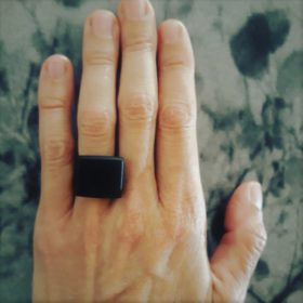 Ringkollektion EBONY
