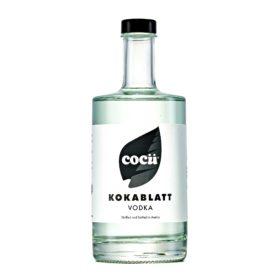 Kokablatt Vodka von Cocü