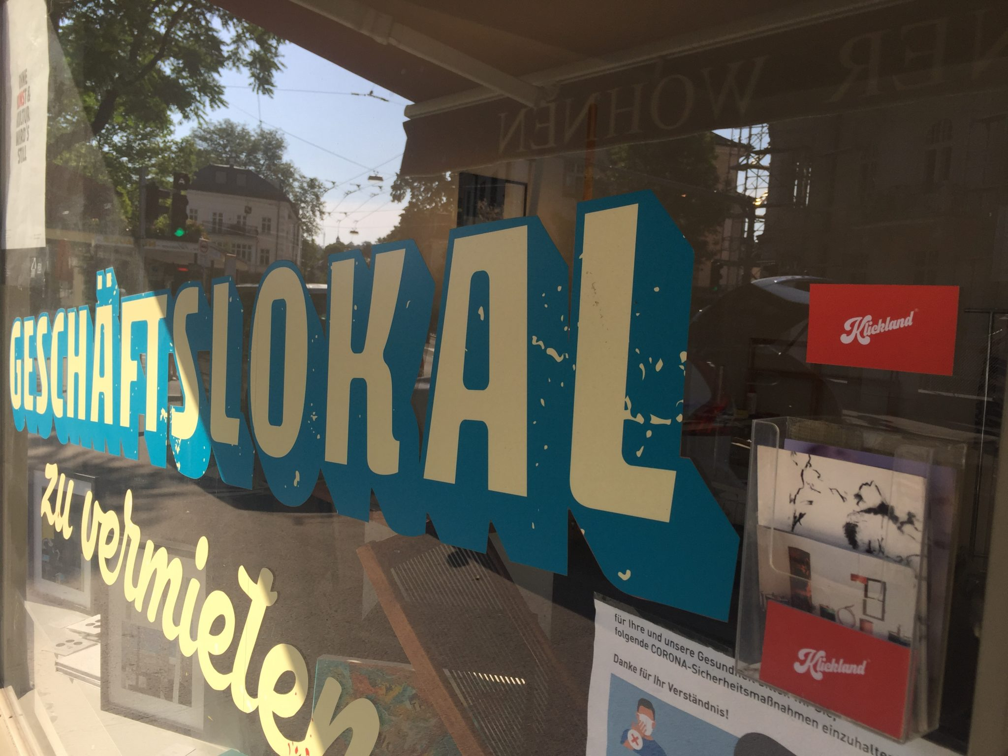 "Pop-Up-Store ""Klickland-Live"""
